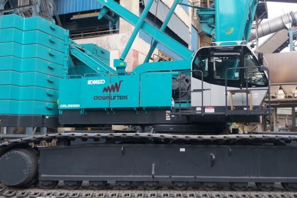 260 MT Kobelco CKL 2600 I - Shree Cement - Kodla 1