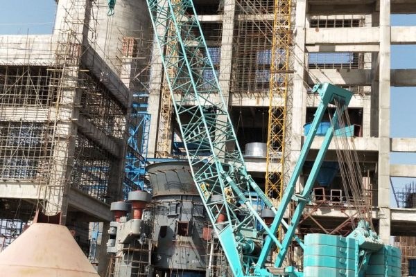 260 MT Kobelco CKL 2600 I - Shree Cement - Kodla 2